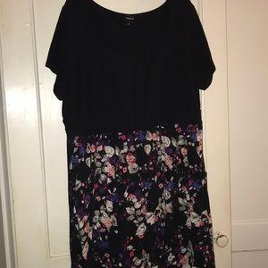 Torrid Skater Dress Size 4